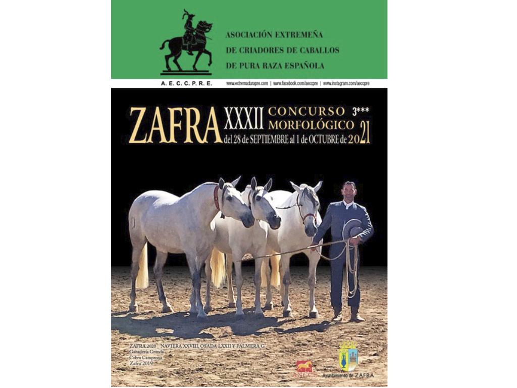 XXXII CONCURSO MORFOLÓGICO 3*** DE PURA RAZA ESPAÑOLA (ZAFRA)
