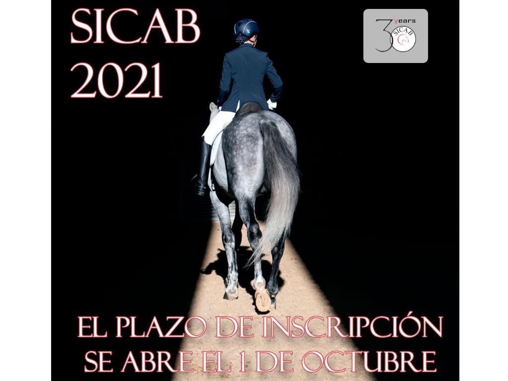Plazo de inscripción para SICAB 2021.